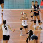 Chile cayó ante Argentina por la Copa Panamericana Femenina Sub 20 de Volleyball