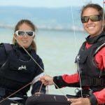 Sofía Middleton y Nadja Horwitz se ubican 16 tras segundo día de la categoría 470 en Río