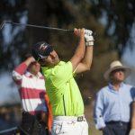 Felipe Aguilar finalizó en el puesto 56 del Volvo China Open