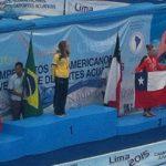 Chile gana bronce en nado sincronizado por el Sudamericano Juvenil de Deportes Acuáticos