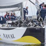 Veleros Caleuche, Archimedes, María Gloria y Victoria ganaron el Trofeo Almirante Arrieta