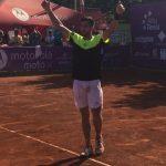 Hans Podlipnik se llevó el título del Futuro Chile 3