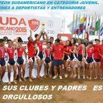 Chile se coronó campeón juvenil sudamericano de remo