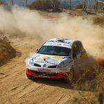 Team Renault tuvo un exitoso estreno en el RallyMobil 2015