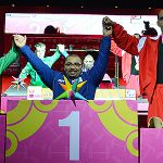 Juan Carlos Garrido gana medalla de oro en Panamericano de Pesas Paralímpicas