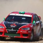 """Con """"Chaleco"""" López como atractivo se inicia en Santa Cruz el Rally Mobil 2015"""