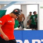Nadador Felipe Tapia establece nuevo récord nacional absoluto en 1500 metros libres