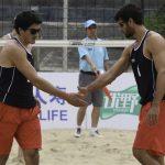 Primos Grimalt avanzaron a la segunda ronda del Fuzhou Open de Volleyball Playa