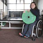 María Antonieta Ortíz suma el tercer oro en el Panamericano de Pesas Paralímpicas