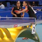 Paulina Vega y Natalia Castellano logran histórico lugar en dobles en el Mundial de Tenis de Mesa