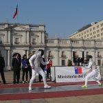 Este martes se realizó el lanzamiento del Panamericano de Esgrima 2015