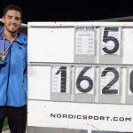 Con gran éxito se desarrolló el Grand Prix de Atletismo en Santiago