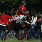 """Ignacio Vial sobre título mundial de Polo: """"Si no es por el público, no ganábamos"""""""