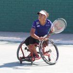 Cabrillana y Cayulef disputarán las finales del Chilean Open de Tenis en Silla de Ruedas