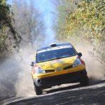 Campeonato 2015 del Rally Mobil comenzará con récord de autos R3