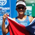 Bárbara Riveros clasificó al Mundial Xterra de triatlón