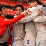 Selección Chilena de Florete clasificó a los Juegos Panamericanos de Toronto
