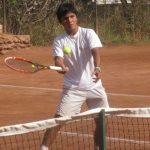 Equipo Sub 16 Varones logró su segundo triunfo en el Sudamericano de Tenis