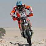 Pablo Quintanilla se ubica en el cuarto lugar de la general en el Rally de Qatar