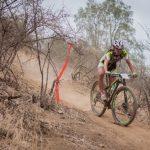 Fernanda Castro, campeona nacional de mountainbike, sufrió el robo de su bicicleta