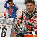 Pablo Quintanilla finalizó en el quinto lugar del Rally de Qatar