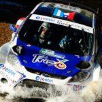 Alejandro García-Huidobro finalizó octavo en la primera jornada del Rally de Argentina