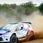 Alejandro García-Huidobro abandonó la etapa sabatina en el Rally de Argentina