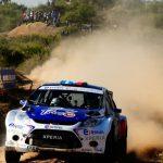 Alejandro García-Huidobro terminó quinto en la serie WREC2N del Rally de Argentina