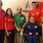 Deporte Paralímpico se integra a los Juegos Deportivos Nacionales 2015