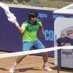 Bastián Malla arriesgaría sanción de la ITF por insultos a juez en el Futuro Chile 4