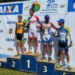 Carlos Oyarzún lidera la Vuelta Internacional Río Grande do Sul tras ganar segunda etapa