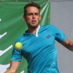 Juan Carlos Sáez avanzó a cuartos de final del Futuro 4 Rumania