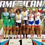 Daniela Colilef y Paula Molina logran medalla de bronce en Panamericano Juvenil de Ciclismo