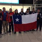 Finalizó la participación nacional en el Panamericano Juvenil de Lucha Olímpica
