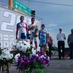José Luis Rodríguez gana medalla de plata en el Panamericano de Ciclismo en Ruta