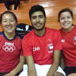Chile sumó dos bronces en el Open Internacional de Badminton en Trinidad y Tobago