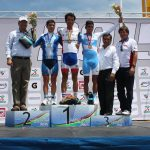 Carlos Oyarzún gana medalla de oro en el Panamericano de Ciclismo en Ruta