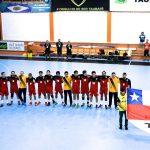 Luterano de Valparaíso finalizó su participación en el Panamericano de Clubes de Handball