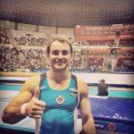 Tomás González clasificó a las finales de suelo y salto en Sao Paulo