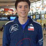Camilo Pérez alcanzó la ronda de los 16 mejores del mundo en el Mundial de Taekwondo