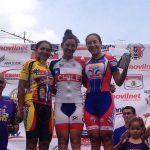 Paola Muñoz se quedó con el primer lugar de la Copa Venezuela de Ciclismo