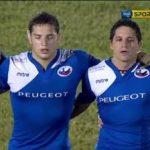 Chile derrotó a Paraguay por el Sudamericano Mayor A de Rugby