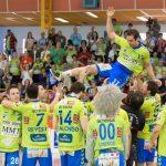 Esteban Salinas jugará por el Benidorm en la Liga ASOBAL del handball español