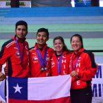 Badminton nacional definió a sus representantes para Toronto 2015
