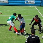 Selección Chilena de Fútbol Ciego afina detalles para su participación en Toronto 2015