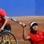Chile cae ante Tailandia en su debut por el Mundial de Tenis en Silla de Ruedas