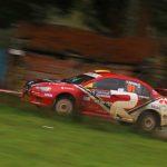 Emilio Rosselot gana la primera jornada de la categoría N4 en Rally Mobil de Osorno