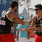 Primos Grimalt avanzan a octavos de final en el Maceio Open de Volleyball Playa