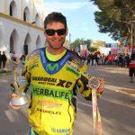 Ignacio Casale logró el segundo lugar en el Desafío Ruta 40