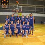 CD Colegio Los Leones comienza su participación en la Liga Sudamericana Femenina de Básquetbol